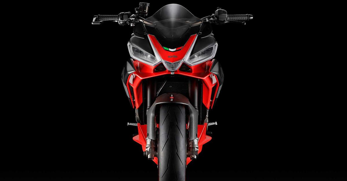 Sportbike Aprilia Tuono 660 và những tiết lộ mới
