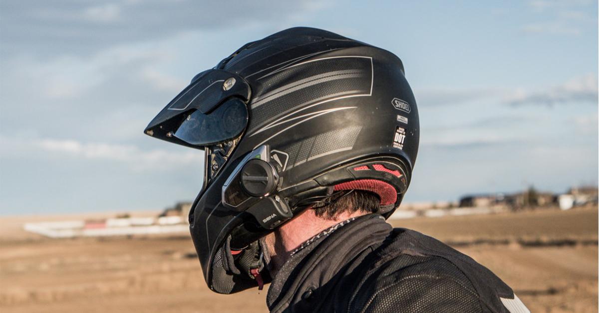 50S và 50R - Tai nghe Bluetooth gắn nón bảo hiểm | Flagships mới từ Sena