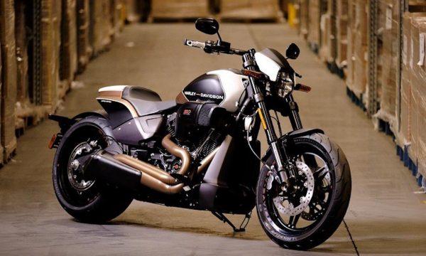 Harley-Davidson FXDR phiên bản giới hạn được mở bán tại Anh và Ireland