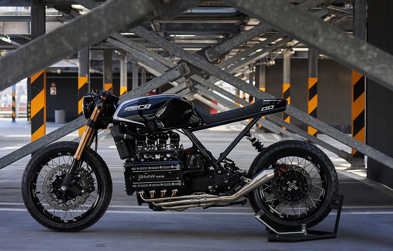 """BMW K100RS """"ZERO"""" - Bản custom đỉnh cao đến từ Dixer Parts"""