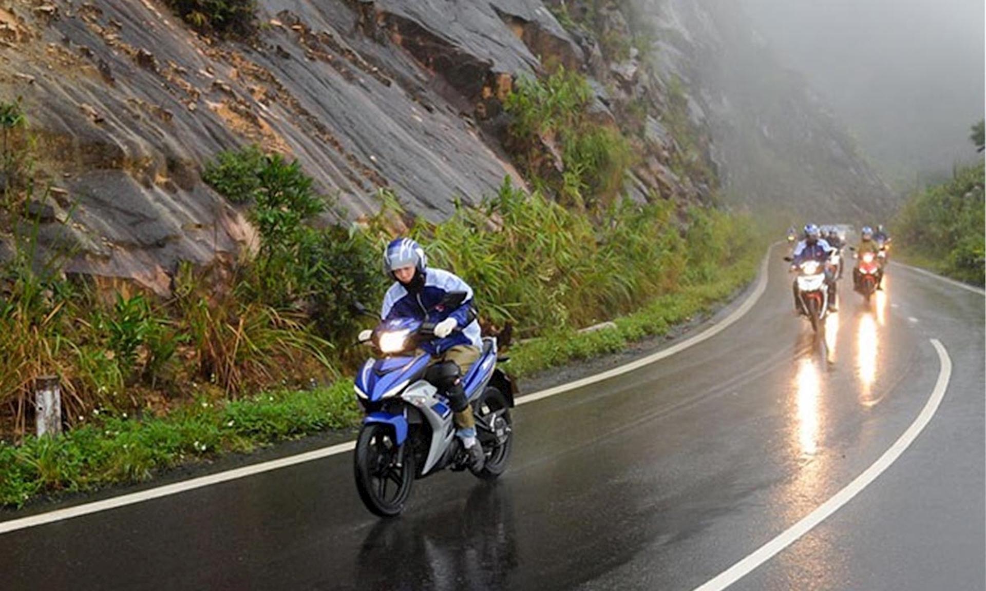 Mùa mưa đến người sử dụng xe máy cần lưu ý những điều gì