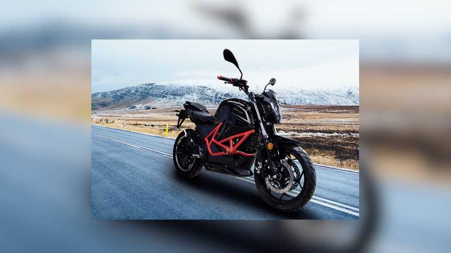 Ebroh Bravo GLE - Chiếc mô tô điện dành cho anh em mới chơi xe
