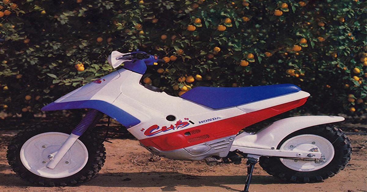 [iM Cubaholic] Phần 1 - Honda EZ90 Cub/EZ-9