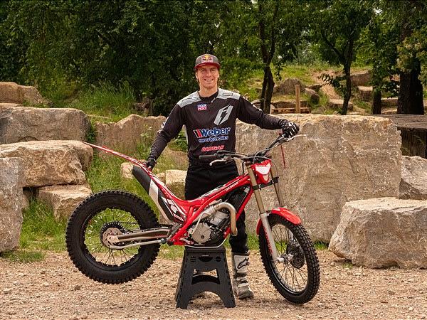 Adrian Guggemos - Gương mặt mới của GasGas Motorcycles