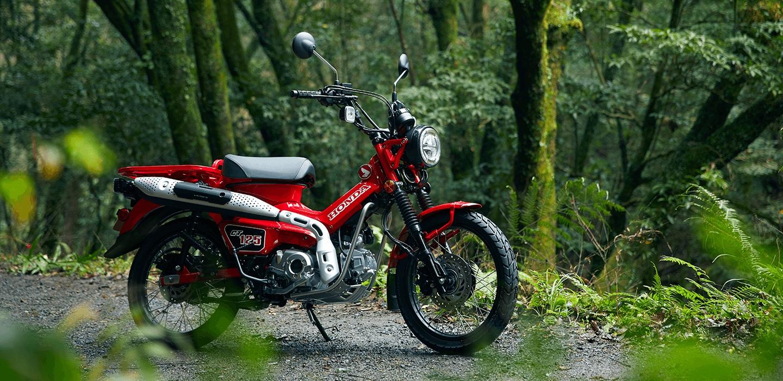 Phân tích video giới thiệu Honda CT125: Xe Cub cực cute, chạy được mọi địa hình