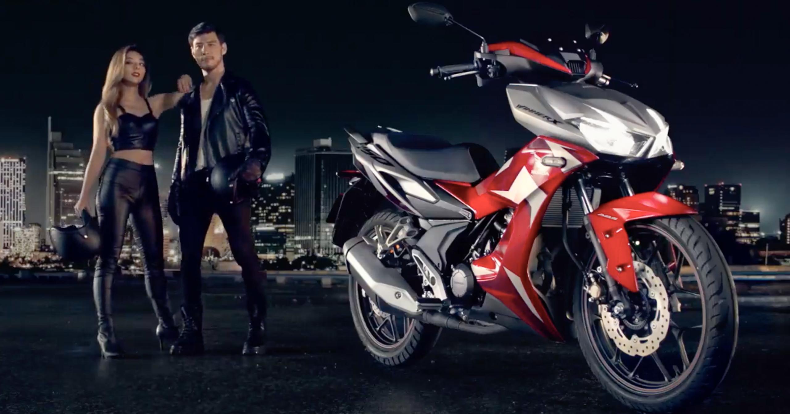 Honda Winner X giảm giá mạnh, thấp hơn giá đề xuất