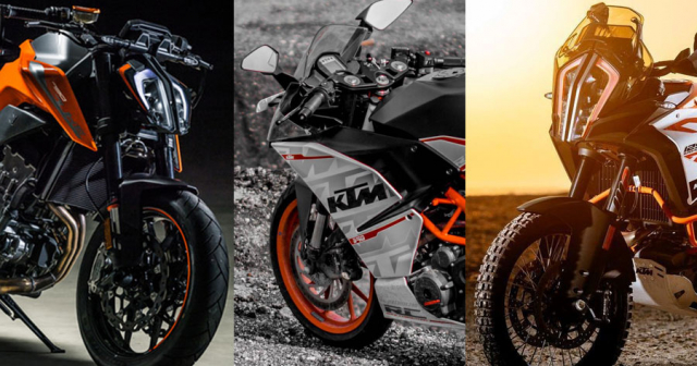 KTM sắp tung ra loạt mô tô 2 cylinder 490cc giá rẻ ?