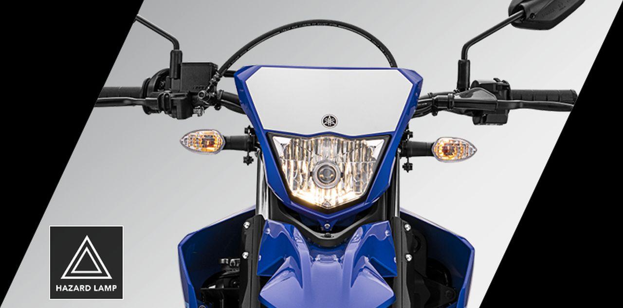 Cào cào Yamaha WR155 sẽ ra mắt tại Việt Nam vào cuối năm 2020 ?