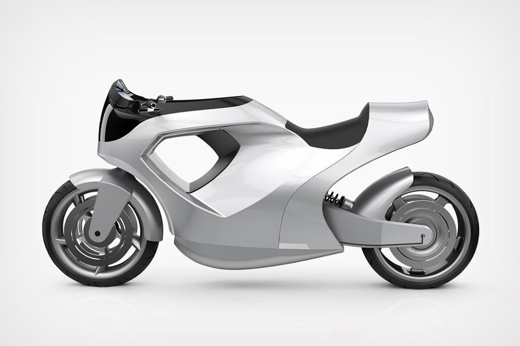 Mẫu xe điện e-bike Tesla có thể thay đổi cả ngành công nghiệp xe máy ?