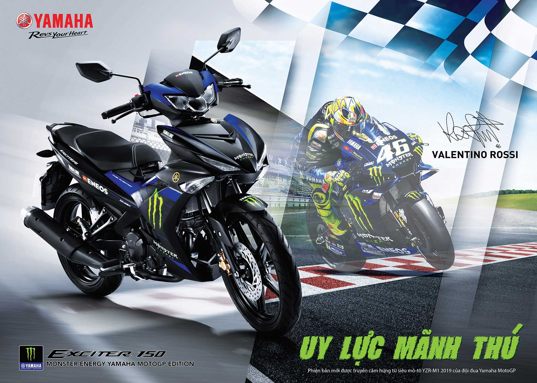 Bảng giá Yamaha Exciter giữa tháng 09/2020- giảm mạnh tới hơn 6 triệu