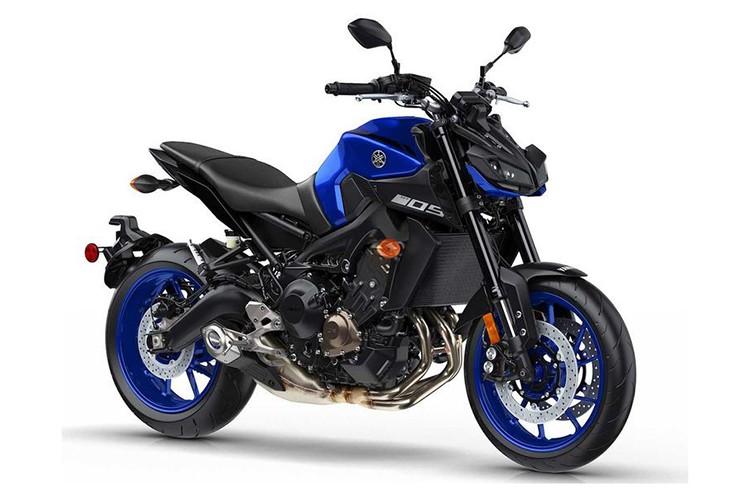 Yamaha MT-09 2020 chính thức ra mắt , có giá 267 triệu đồng tại Malaysia