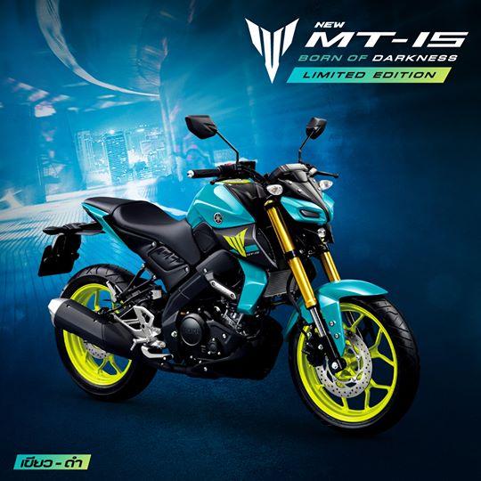[BIMS 2020] Ra mắt Yamaha MT-15 2020 phiên bản giới hạn, giá 73tr VND