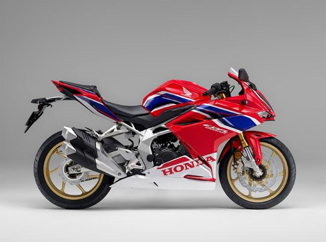 Honda CBR250RR 2021 ra mắt tại Nhật Bản: vẫn dùng động cơ 2 cylinder