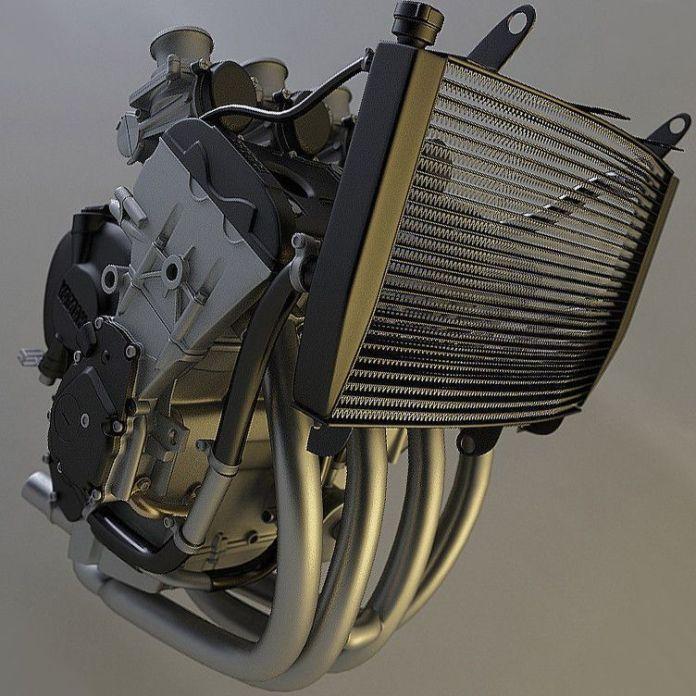 [Tin đồn] Yamaha sẽ cho ra mắt YZF-R25M với động cơ 4 xy-lanh ?