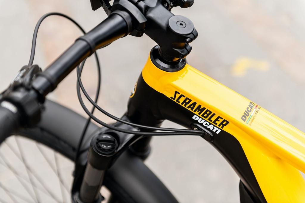 Ducati ra mắt xe đạp điện urban e-Scrambler, giá 99 triệu đồng