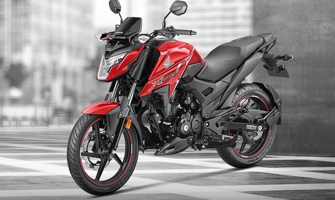 Honda X-Blade 160cc phiên bản 2020 ra mắt tại Ấn Độ , giá 33 triệu đồng
