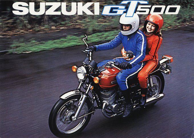 [iM History] Suzuki GT Series : Những chiếc Classic 2 thì một thời oanh liệt