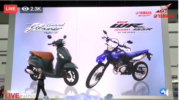 [Live Updates] Yamaha WR155R công bố giá bán chính thức tại Thái Lan