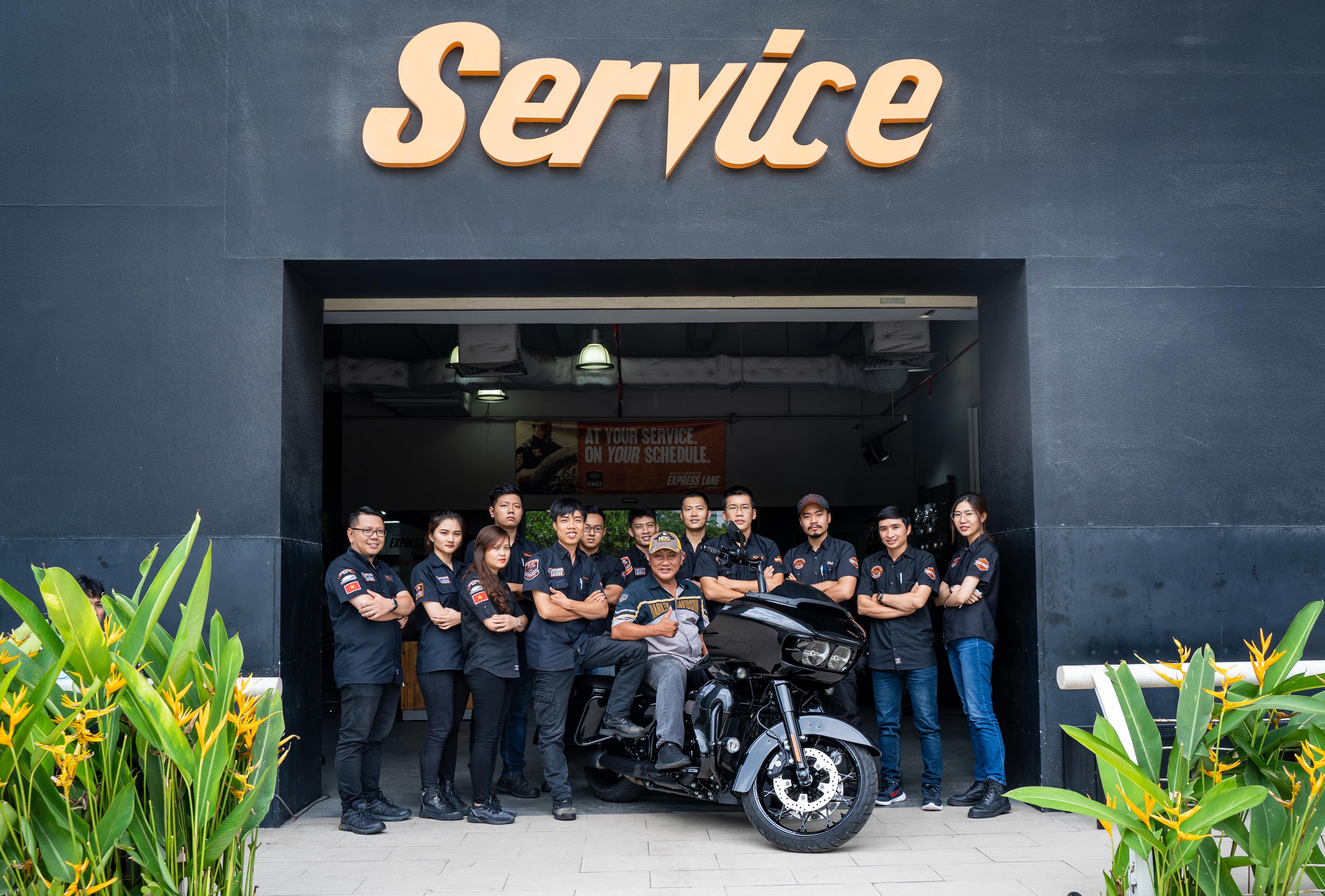 Ngắm chiếc Harley-Davidson Road Glide Special độ đỉnh nhất Việt Nam