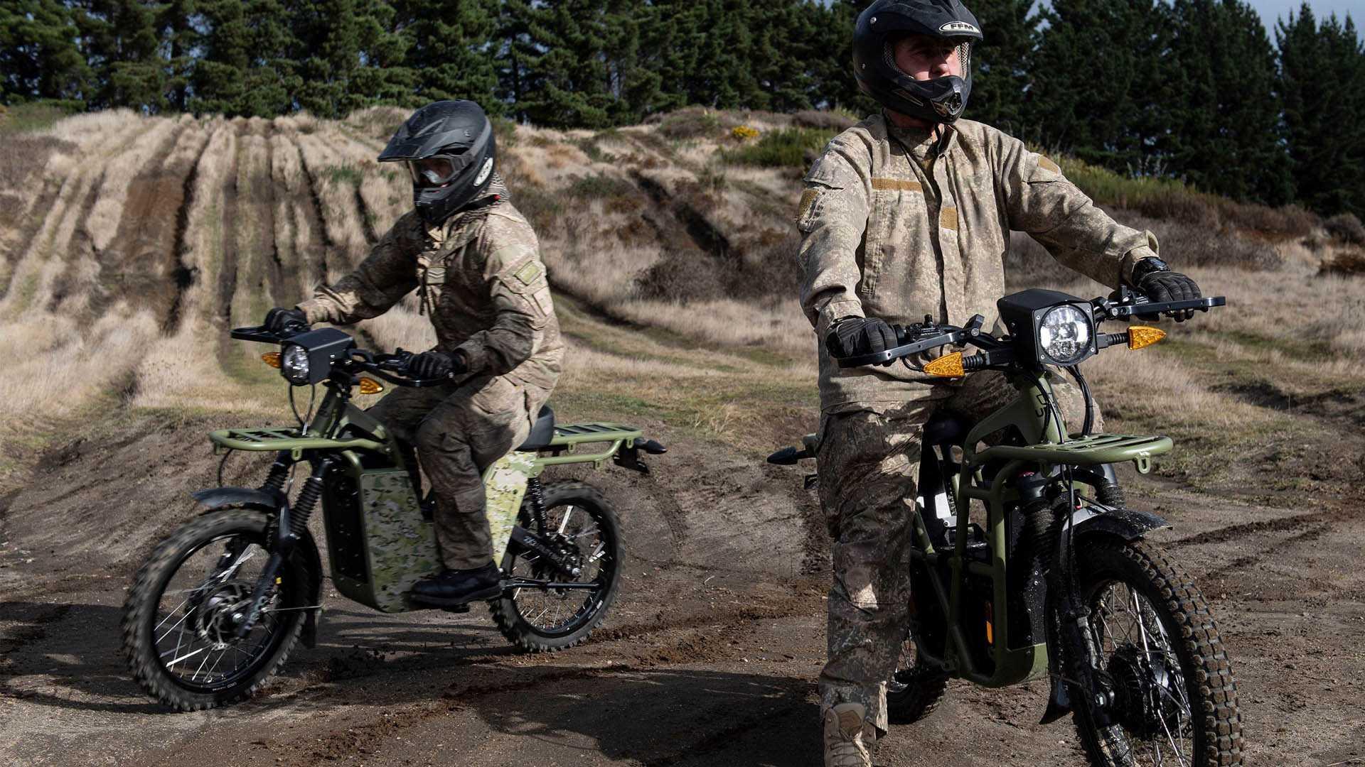 UBCO 2X2 - Dòng xe điện mới được thử nghiệm bởi Quân đội New Zealand