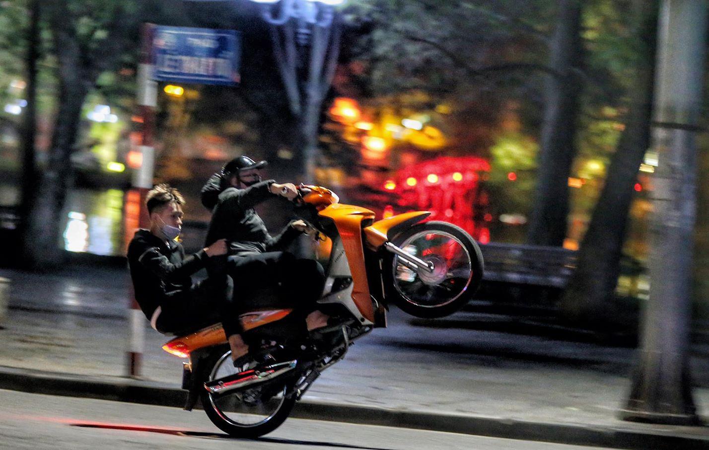 Những vi phạm có mức phạt nặng nhất đối với xe máy từ tháng 8/2020
