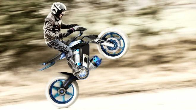Yamaha XT500 chạy bằng nước sẽ ra mắt vào năm 2025?