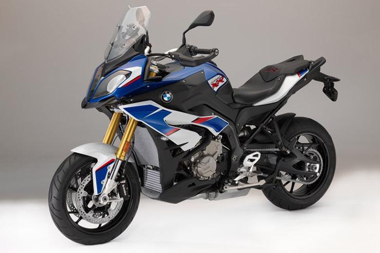 BMW Motorrad giới thiệu các mẫu xe năm 2021 với chuẩn khí thải Euro5