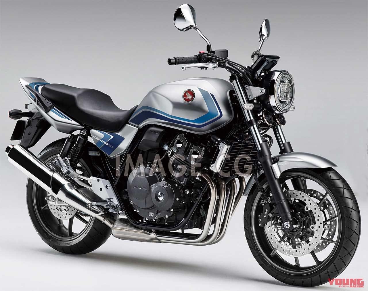 Huyền thoại Honda CB400SF Super Four 2020 sẽ có giá 220 triệu đồng