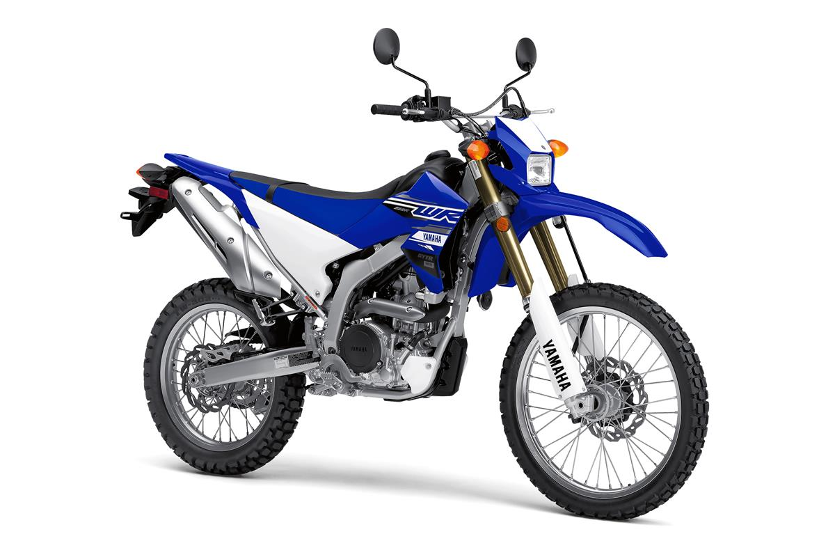 Yamaha WR250R 2020: Mẫu xe dual-sport hoàn hảo!