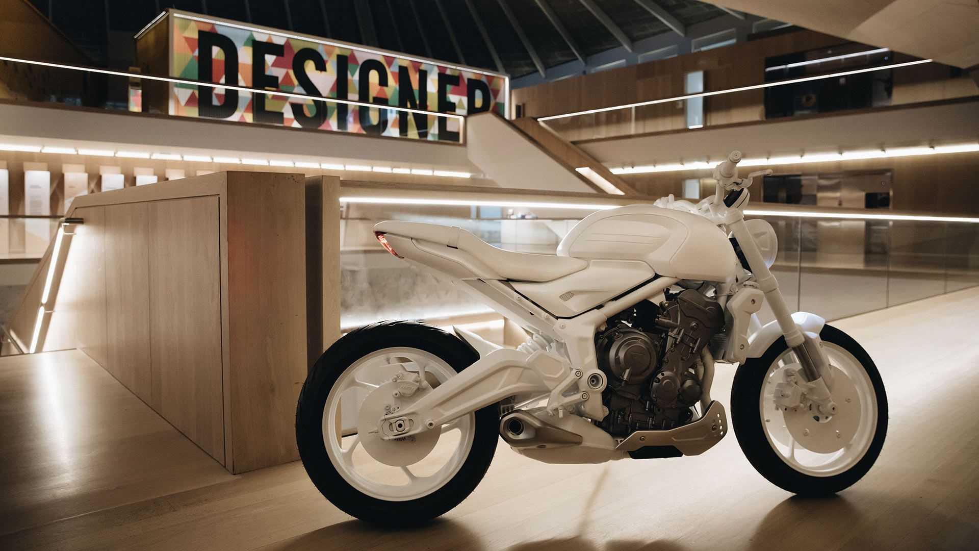 [HOT] Triumph Trident chính thức được hồi sinh trở lại sau 45 năm