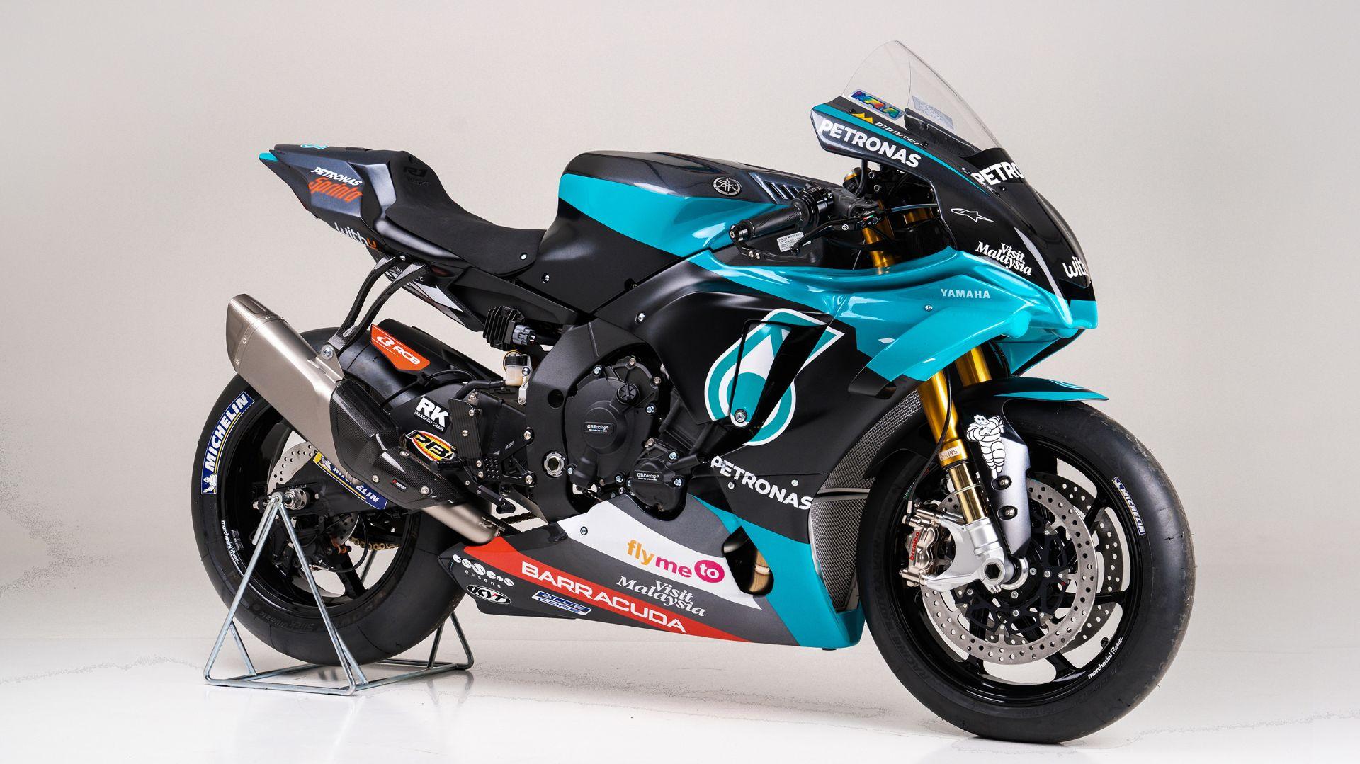 Bản sao xe đua SRT Yamaha R1 MotoGP Replica giá 1 tỷ 248 triệu đồng