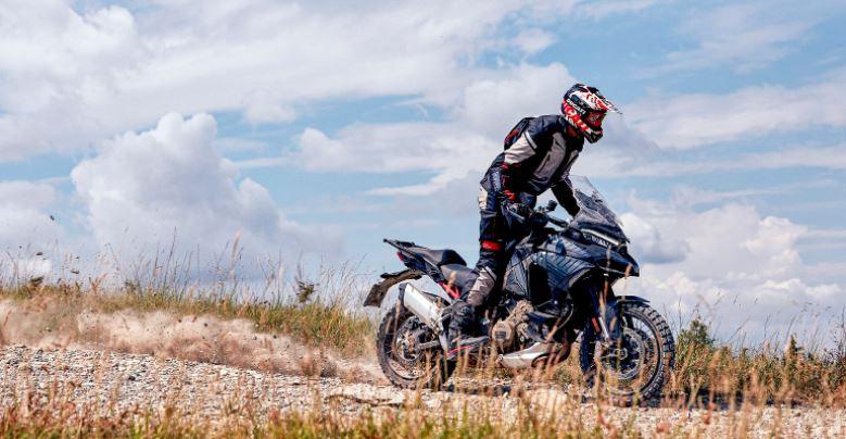 Ducati Multistrada V4 (2021) thử nghiệm lần hai!