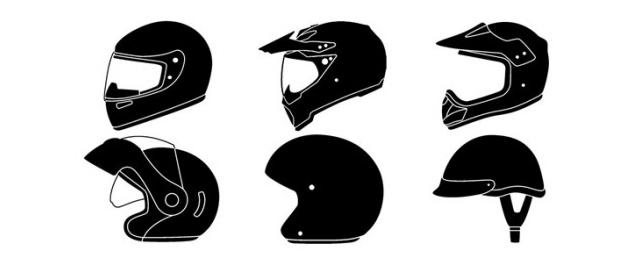 Top 6 dáng mũ bảo hiểm phổ biến hiện nay