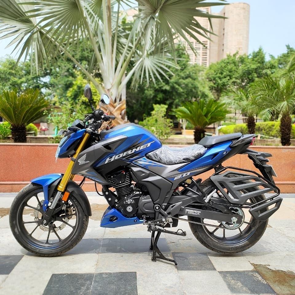 Ngắm hình ảnh thực tế Honda Hornet 2.0 BS6 190cc giá 40tr đồng