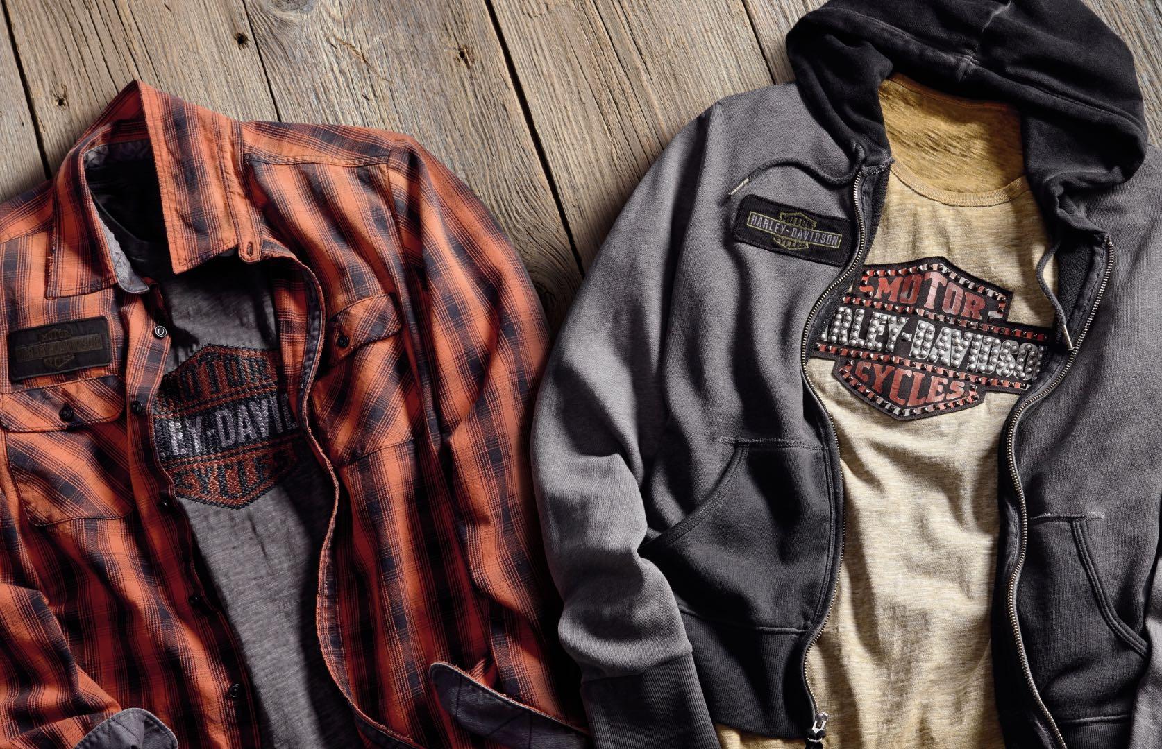 [Harley-Davidson] Bán áo để nhận nhanh discount lên đến 50%?