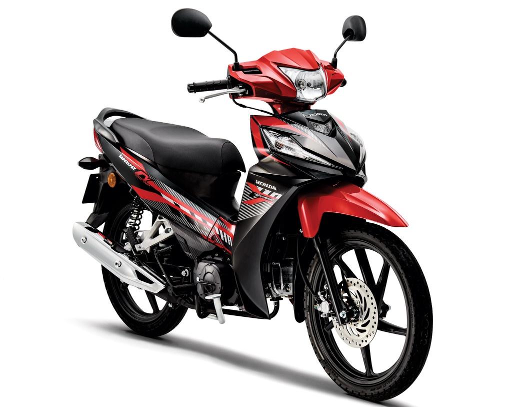 Bảng giá xe số Honda tháng 09/2020- tiếp tục giảm mạnh hàng loạt