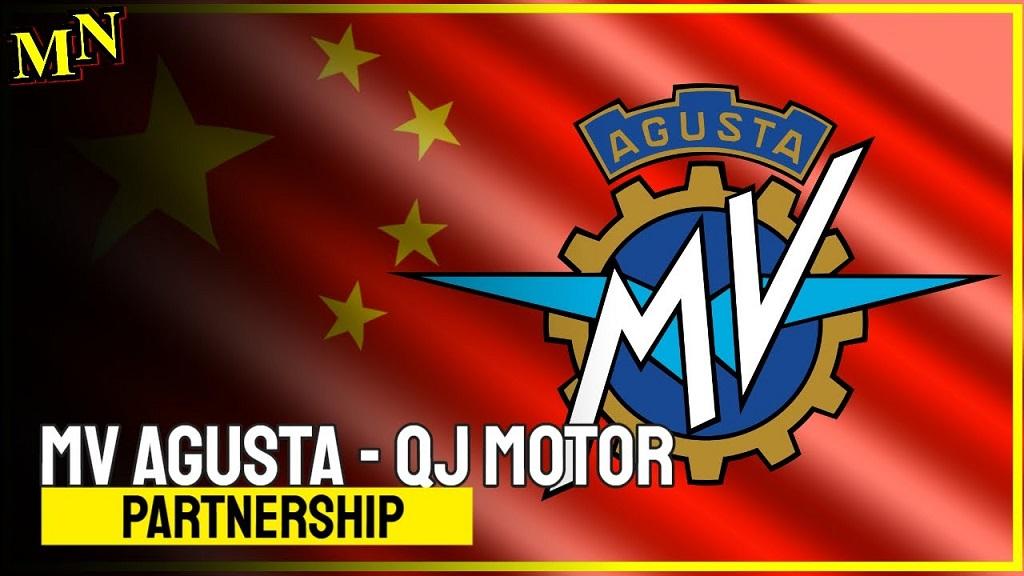 MV Agusta công bố hợp tác chiến lược với QJ Motor tại Trung Quốc