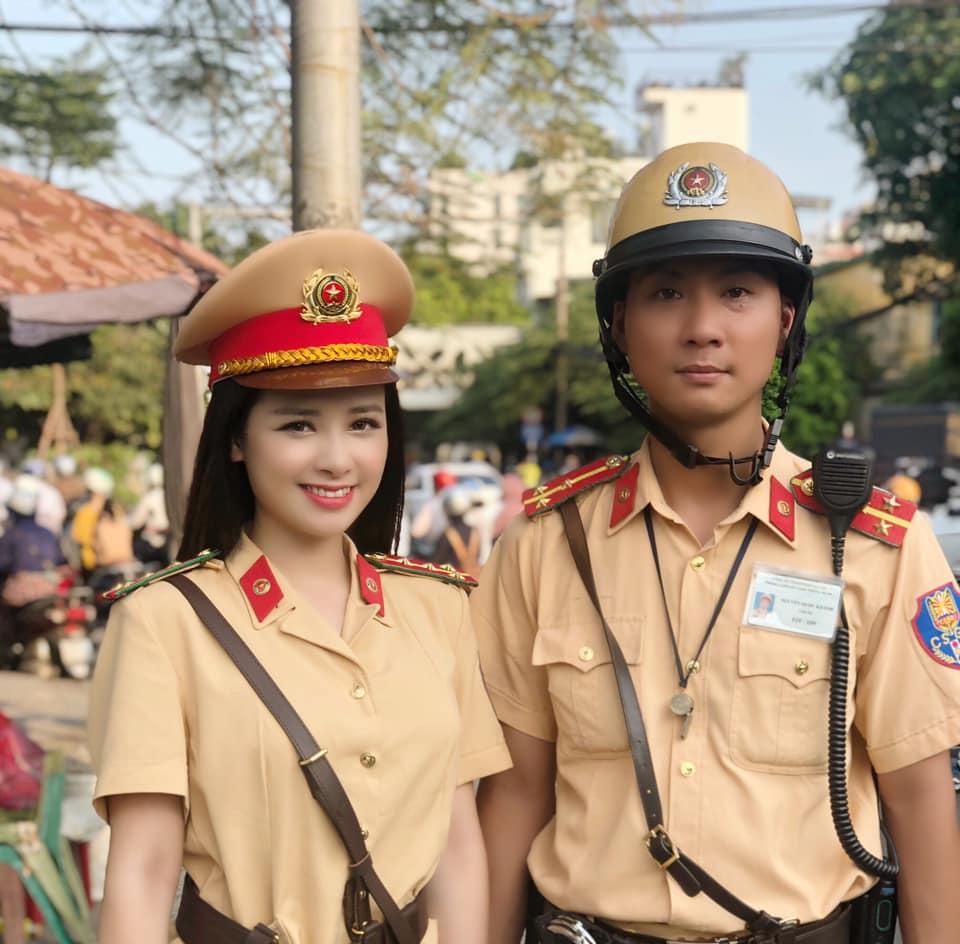 Ngắm trang phục của CSGT Việt Nam qua các thời kỳ