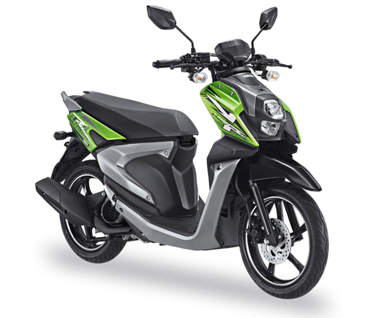 Yamaha X-Ride 125 ra mắt phiên bản 2021 giá chỉ vỏn vẹn 29 triệu VNĐ