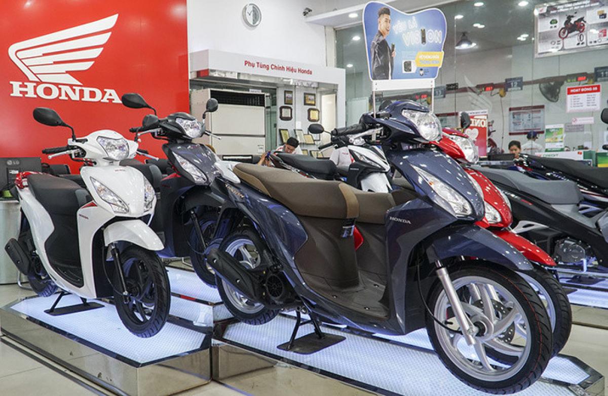 Giá xe Honda Vision 2020 bất ngờ giảm mạnh cuối tháng 9/2020