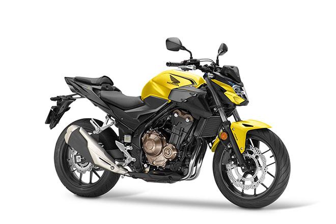 Bộ ba Honda CBR500R, CB500X, CB500F bản 2021 chính thức ra mắt