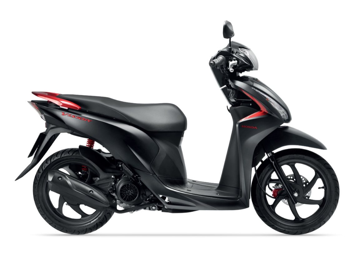 Bảng giá mới nhất của xe Honda Vision tháng 9/2020