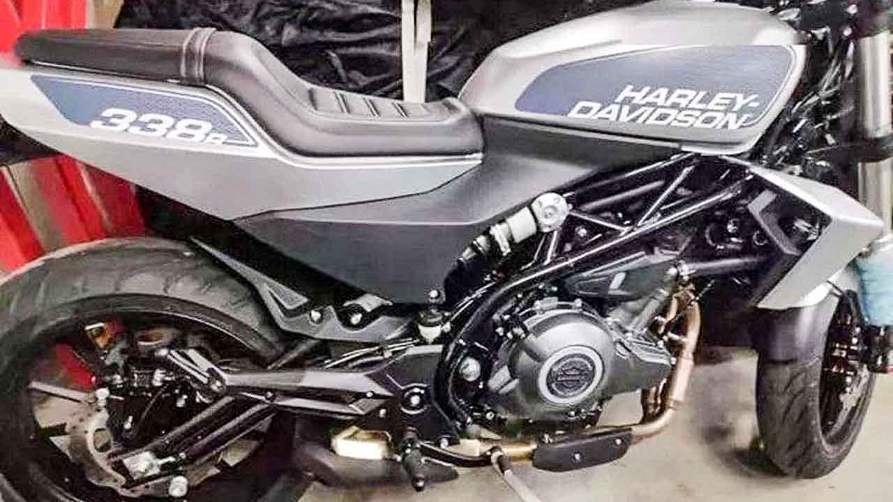 [HOT] Harley Davidson 338R đã chính thức lộ diện nguyên mẫu!