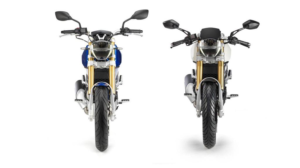 Peugeot đang sản xuất mô tô phân khối lớn, sẽ ra mắt vào năm 2021