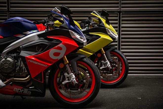 Aprilia tung ra mẫu Sportbike RS660 siêu mạnh với công suất 100 mã lực