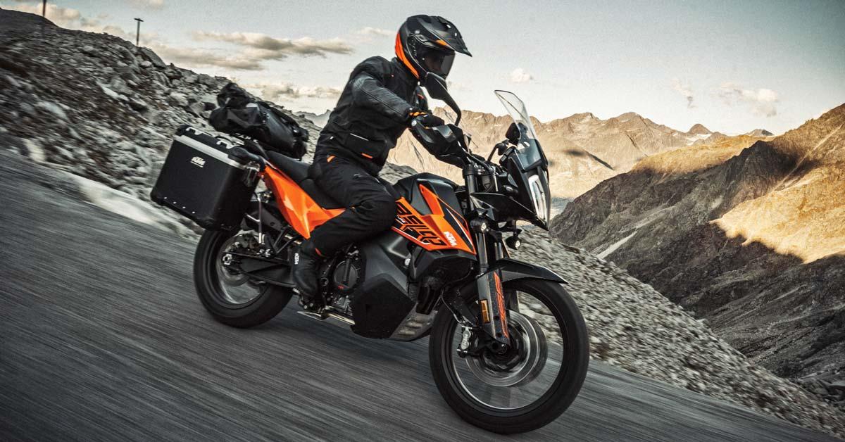 """2021 KTM 890 Adventure - Thêm lựa chọn """"ổn áp"""" dành cho phượt thủ"""