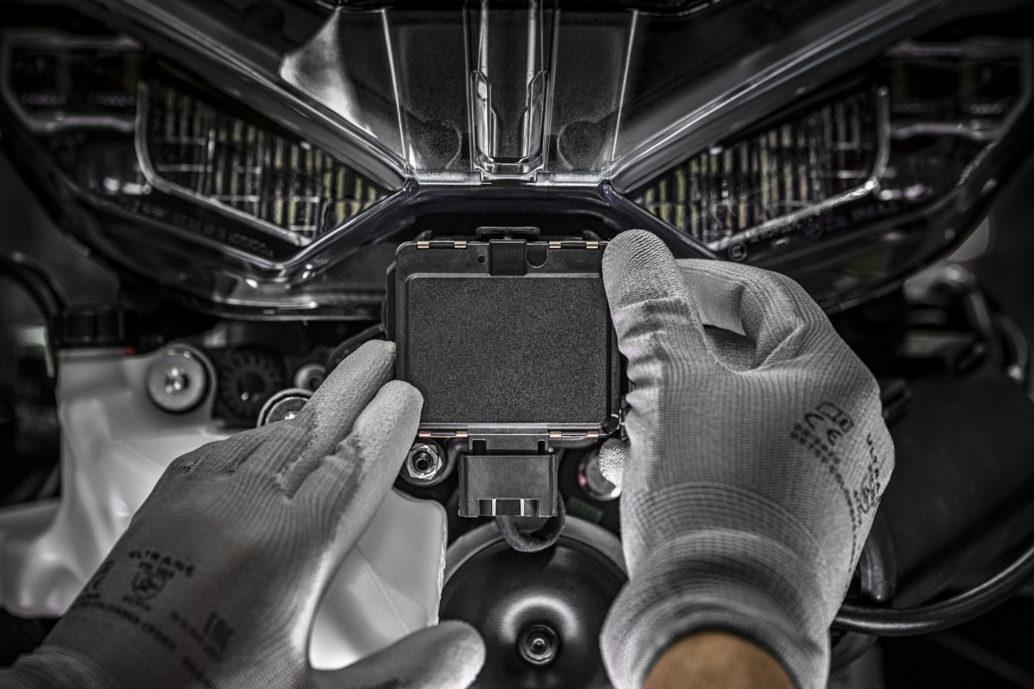 Ducati Multistrada V4 trang bị thêm radar hai mặt