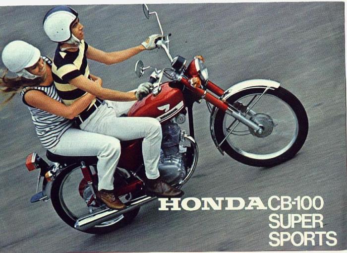[iM History] Nhìn lại lịch sử đầy tự hào của dòng xe Honda CB (phần 2)