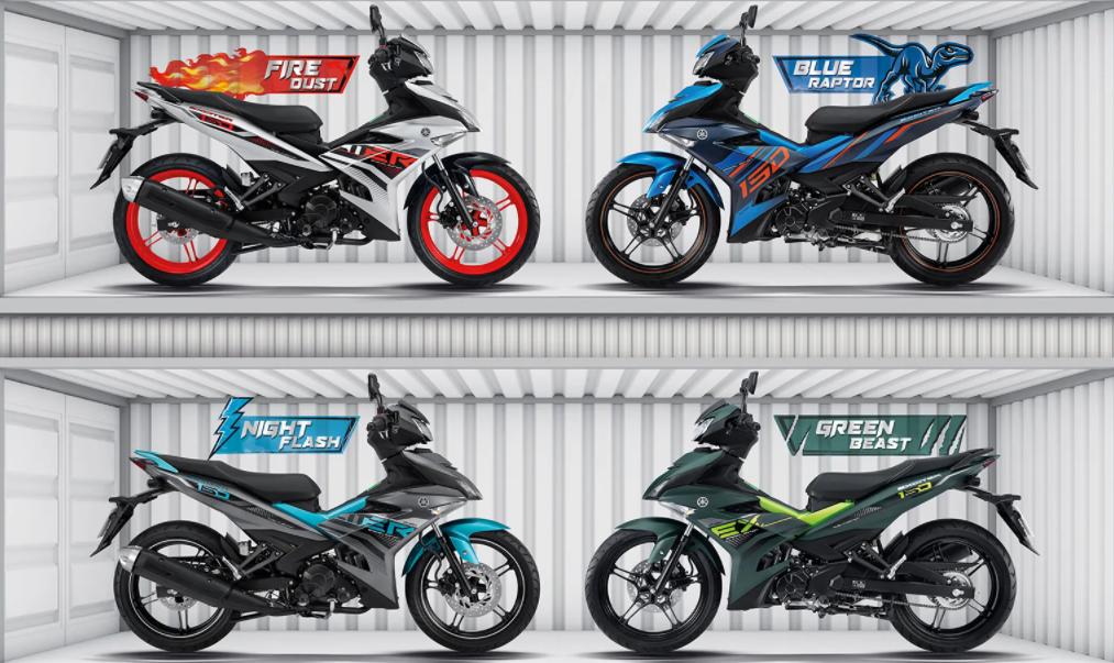 Yamaha Việt Nam sẽ tung ra phiên bản Exciter mới vào ngày 1/11/2020