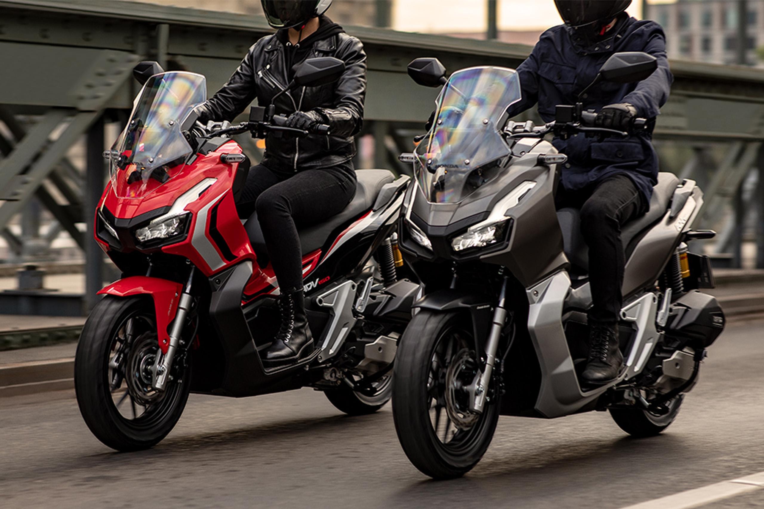 Honda ADV 350 2021 sắp ra mắt sẽ có trang bị động cơ như SH 2020